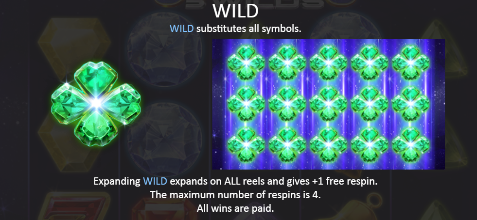 Sky Gems: 5 Wilds вайлд